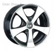 6,5 x 15 ET40 d73,1 PCD4*100 LS Wheels 324 BKF