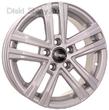 6,5 x 16 ET45 d57,1 PCD5*112 Tech-Line 645 Silver