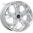 7 x 17 ET24 d65,1 PCD4*108 Replica Ci543 Concept SF