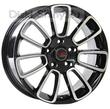 6,5 x 15 ET39 d56,6 PCD5*105 Replica GM501 Concept BKF