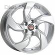 6,5 x 15 ET39 d56,6 PCD5*105 Replica GM502 Concept S