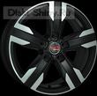 6,5 x 16 ET41 d70,1 PCD5*115 Replica GM530 Concept MBF