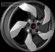 7 x 17 ET42 d56,6 PCD5*105 Replica GM533 Concept GM+plastic