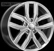7 x 17 ET50 d67,1 PCD5*114,3 K&K КС774 Дарк платинум - ZV Mazda CX-5