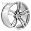 8 x 18 ET43 d72,6 PCD5*120 MAK Luft Silver