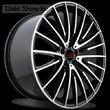 8,5 x 20 ET29 d66,6 PCD5*112 Replica MR532 LegeArtis Concept BKF - зад. ось GLE Coupe