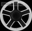 6,5 x 17 ET38 d67,1 PCD5*114,3 Replica Mi534 Concept W+black insert