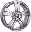 6,5 x 16 ET42 d57,1 PCD5*112 Tech-Line Neo 640 Silver