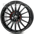 8 x 19 ET35 d75 PCD5*112 OZ Raсing Superturizmo GT Matt Black Red Lettering