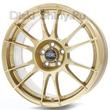 8 x 17 ET48 d75 PCD5*114,3 OZ Raсing Ultraleggera Race Gold