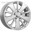 6,5 x 16 ET38 d67,1 PCD5*114,3 K&K ZV Peugeot 4008 (КС688) Сильвер